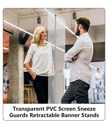 Freestanding Sneeze Guards