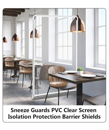 Sneeze Guards for Restaurants